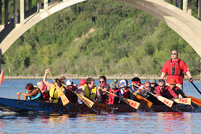 IRD Dragon Boat Team 2015