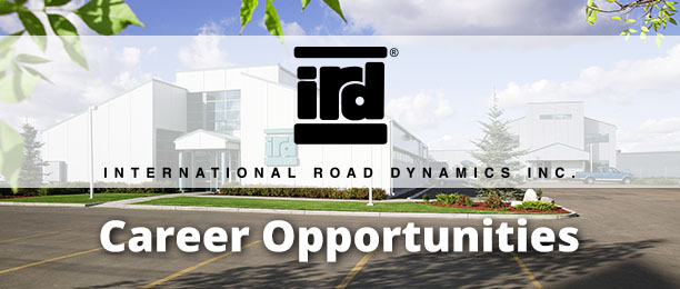 IRD Career Opportunities